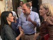 الدكتورة رانيا المشاط وزيرة السياحة تشارك بملتقى سانت كاترين لتسامح الأديان