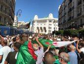 مظاهرات فى الجزائر ترفض إجراء الانتخابات الرئاسية