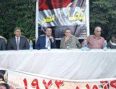 محافظ كفر الشيخ الأسبق : لو سقطت مصر ستنتهي الأمة العربية في غمضة عين