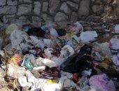 قارئ يشكو من انشار القمامة بمساكن الشروق فى مدينة نصر