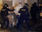 """التشيك ضد إنجلترا.. القبض على 10 مشجعين إنجليز بمدينة براج """"فيديو"""""""