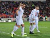 التشيك ضد إنجلترا.. التعادل 1 - 1 فى 10 دقائق مثيرة بتصفيات يورو 2020