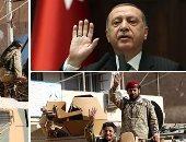 """سفاح الأناضول يغزو سوريا لحساب داعش.. الاحتلال التركى يحرر 18 ألف """"داعشى"""" من داخل السجون ويمنحهم قبلة الحياة.. كاتب سعودى: """"أردوغان"""" سقط فى مستنقع يصعب الخروج منه.. ومواطنون سوريون يستغيثون: أنقذونا من السفاح"""