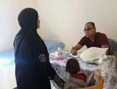 مدير مستشفى الأقصر الدولى: فحصنا 267 مواطنا بقافلة لدعم المناطق النائية بالقصير