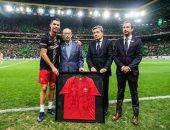 البرتغال ضد لوكسمبورج.. رونالدو يرد الجميل لمكتشفه بتكريم خاص