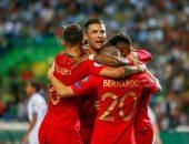 تشكيل منتخب البرتغال الرسمي ضد لوكسمبورج فى تصفيات يورو 2020