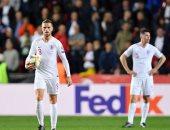 ملخص وأهداف مباراة التشيك ضد إنجلترا فى تصفيات اليورو