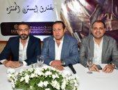 """هشام عبد الخالق: قدمت فيلم """"الممر"""" لإبراز تضحيات القوات المسلحة"""
