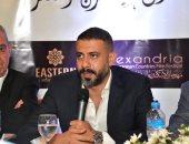 الفنان محمد فراج: تدربنا فى الجيش لمدة شهرين بسبب فيلم الممر