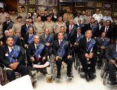 القوات المسلحة تنظم معرضا لإبداعات المحاربين القدماء بمناسبة نصر أكتوبر