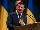 إصابة أغلب أعضاء مكتب الرئاسة الأوكرانى بفيروس كورونا