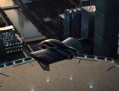 شركتان أمريكيتان تتعاونان لتطوير سيارة كهربائية طائرة.. صور