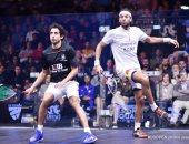 نهائى مصرى خالص.. الشوربجي يواجه على فرج فى بطولة أمريكا المفتوحة للاسكواش