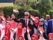 رئيس جامعة المنوفية يشهد احتفال التربية النوعية بذكرى انتصارات أكتوبر