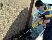 محافظ القليوبية يشارك بمبادرة تنظيف النيل بالقناطر الخيرية بحضور 400 شاب وفتاة