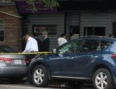 ننشر صور من موقع إطلاق النار بأحد نوادى القمار فى نيويورك