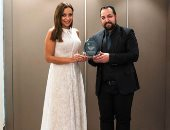 """ريم البارودى تحصل على جائزة أحسن دور بمسلسل """"قيد عائلى"""" فى مهرجان الأيام الجزائرى"""