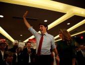 جولة رئيس الوزراء الكندى فى بورنبى للترويج لحملة الإنتخابات التشريعية