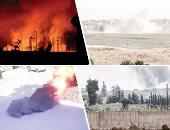 """مقتل 121 من قوات """"قسد"""" و86 موالين لأنقرة منذ بدء العدوان التركى"""
