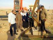 صور.. الرى تنتهى من إصلاح عطل مفاجئ فى بئر مياه حيوية بجنوب سيناء