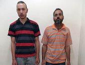 حبس عاطلين 4 أيام لحيازتهما 28 قطعة أثرية فى أسيوط