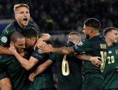 إيطاليا ثانى المنتخبات المتأهلة لكأس الأمم الأوروبية 2020 بعد عبور اليونان