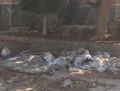 قارئ يشكو من انتشار القمامة بالحى الحادى عشر فى 6 أكتوبر