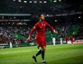 كريستيانو رونالدو يقود منتخب البرتغال ضد أوكرانيا بتصفيات يورو 2020