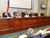 لجنة الإعلام والآثار بالبرلمان توافق على قانون إعادة تنظيم هيئة المتحف الكبير مبدئيا.. صور