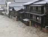 ارتفاع حصيلة ضحايا الإعصار هاجيبيس فى اليابان لـ 42 قتيلا و198 مصابا