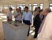 """""""مياه الإسكندرية """" تحدد مواقع السرقات من الشبكة وتغذية 52 قرية بالنهضة.. صور"""