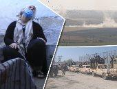 وزيرا الدفاع الأمريكى والروسى يناقشان تطورات الملف السورى