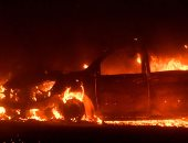 صور.. مقتل 3 أشخاص بسبب حرائق الغابات فى كاليفورنيا الأمريكية
