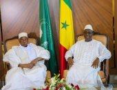 الرئيس السنغالى الحالى ونظيره السابق يدعوان الأفارقة إلى تنمية السلام
