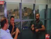 إكسترا نيوز تعيد نشر كواليس تصوير اليوم السابع مع أهل وجيران عبدالله الشريف