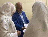 وكيل صحة بنى سويف يحيل ثلاث أطباء بمستشفى الفشن للتحقيق