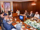 محافظ الإسكندرية يشدد على الانتهاء من مشروعات الصرف الصحى قبل الشتاء