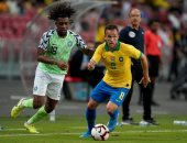 البرازيل ضد نيجيريا.. التعادل 1-1 يحسم موقعة سنغافورة الودية.. فيديو
