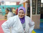 ريهام مصطفى تحقق ذهبية بطولة العالم لرواد الجودو بمراكش
