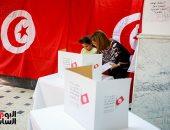 التونسيون فى القاهرة يصوتون بالجولة الثانية من الانتخابات الرئاسية