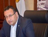 """محافظ الإسكندرية يكلف بالبدء فى تنفيذ تقنية """"مايكروسرفيس"""" لمعالجة أعمال الرصف"""