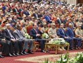 الرئيس السيسى يشهد الندوة التثقيفية الـ31 فى إطار الاحتفالات بذكرى أكتوبر