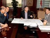 محافظ بنى سويف: اعتماد المخطط الإستراتيجى العام لمدينة سمسطا