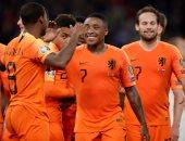 هولندا تقهر بيلاروسيا بثنائية وتتصدر المجموعة الثالثة بتصفيات يورو 2020