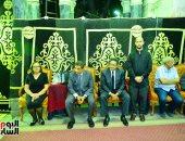 نقاد وكتاب يشاركون فى عزاء الناقد والمترجم الكبير إبراهيم فتحى بـ عمر مكرم