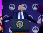 ترامب: وقف إطلاق النار فى سوريا لم يكن ممكنا قبل 3 أيام