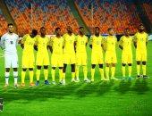 من خلف المدافعين.. جنوب أفريقيا يهدر هدف التقدم على المنتخب الأولمبى (فيديو)