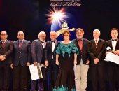 نجوم مصر يزينون حفل توزيع جوائز مهرجان الإسكندرية
