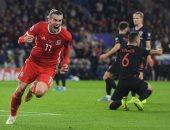 التعادل يحسم مواجهة ويلز ضد كرواتيا فى تصفيات يورو 2020.. فيديو