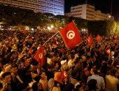 شوارع تونس تمتلئ بالاحتفالات بعد فوز قيس سعيد بالرئاسة